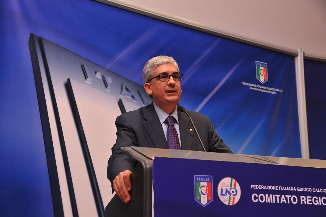 Auguri di Pasqua del Comitato Regionale Puglia LND